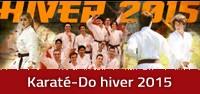 Karaté-Do Hiver 2015