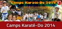 Camps Karaté-Do 2014